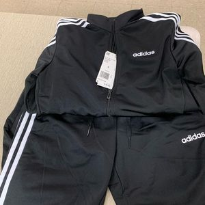 Adidas track suit sz small NWT